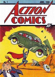 Action Comic 1, superman