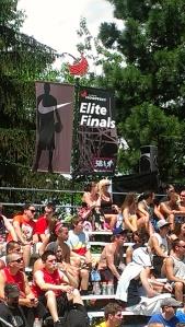 Elite games, hoopfest, ,nike center court