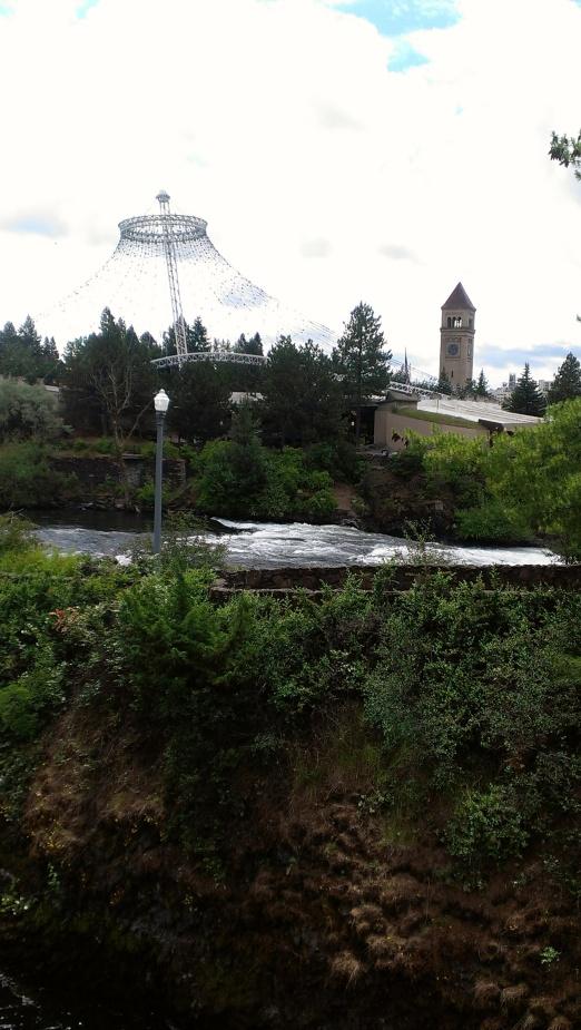 spokane, riverfront park